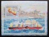 Poštovní známka Mosambik 2009 Lodě Mi# Block 236 Kat 10€