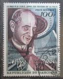 Poštovní známka Dahomey 1966 Papež Pavel VI. Mi# 282