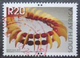 Poštovní známka JAR 2010 Ceremoniální vějíř Mi# 2015 Kat 4.20€