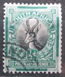 Poštovní známka JAR 1935 Antilopa Mi# 75 A