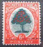 Poštovní známka JAR 1937 Pomerančovník Mi# 87 aI