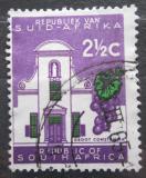 Poštovní známka JAR 1963 Groot Constantia Mi# 319 a