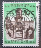 Poštovní známka JAR 1961 Zámek v Kapském městě Mi# 295
