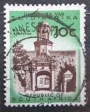 Poštovní známka JAR 1964 Zámek v Kapském městě Mi# 322