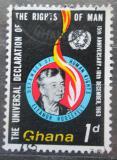 Poštovní známka Ghana 1963 Eleanor Roosevelt Mi# 166
