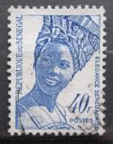 Poštovní známka Senegal 1972 Domorodkyně Mi# 502