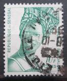 Poštovní známka Senegal 1995 Domorodkyně Mi# 1362