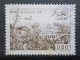 Poštovní známka Alžírsko 1984 Most u Alžíru Mi# 865 II