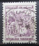 Poštovní známka Tunisko 1960 Zemědělské produkty, doplatní Mi# 79