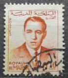 Poštovní známka Maroko 1962 Král Hassan II. Mi# 492