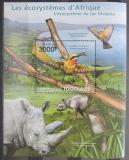 Poštovní známka Togo 2011 Fauna Viktoriina jezera Mi# Block 646 Kat 12€