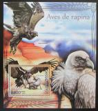 Poštovní známka Guinea-Bissau 2012 Dravci Mi# Block 1078 Kat 12€