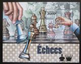 Poštovní známka Togo 2011 Šachy Mi# Block 612 Kat 12€