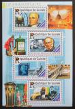 Poštovní známky Guinea 2015 Penny Black, 175. výročí Mi# 11088-91 Kat 16€