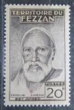 Poštovní známka Fezzán, Libye 1951 Bey Ahmed Mi# 20 Kat 6€