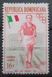 Poštovní známka Dominikánská rep. 1957 LOH Melbourne, Ugo Frigerio Mi# 566