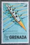 Poštovní známka Grenada 1975 Veslování Mi# 701