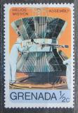 Poštovní známka Grenada 1976 Sluneční sonda Helios Mi# 790