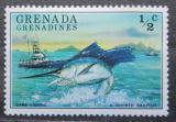 Poštovní známka Grenada Gren. 1976 Sportovní rybolov Mi# 157
