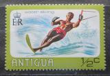 Poštovní známka Antigua 1976 Vodní lyžování Mi# 432