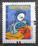 Poštovní známka Brazílie 2011 Švadlena Mi# 3436 C