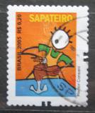 Poštovní známka Brazílie 2011 Obuvník Mi# 3437 C
