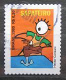Poštovní známka Brazílie 2005 Obuvník Mi# 3437 A