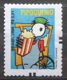 Poštovní známka Brazílie 2011 Prodavač popcornu Mi# 3462 C