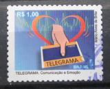 Poštovní známka Brazílie 2009 Poštovní služby Mi# 3583 I