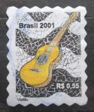 Poštovní známka Brazílie 2001 Kytara Mi# 3180 BA