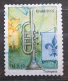 Poštovní známka Brazílie 2005 Trumpeta Mi# 3249 BB