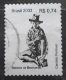 Poštovní známka Brazílie 2003 Umění, Candido Portinari Mi# 3340