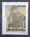 Poštovní známka Brazílie 2004 Umění, Candido Portinari Mi# 3360 A