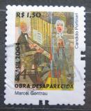Poštovní známka Brazílie 2011 Umění, Candido Portinari Mi# 3362 C