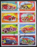Poštovní známky Nágáland, Indie 1974 Automobily neperf. Mi# N/N
