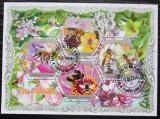 Poštovní známky Pobřeží Slonoviny 2018 Včely Mi# N/N