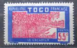 Poštovní známka Togo 1938 Pěstování kakaa Mi# 87