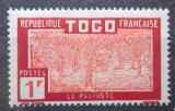 Poštovní známka Togo 1938 Palmy Mi# 93