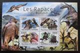 Poštovní známky Burundi 2011 Dravci Mi# Block 156