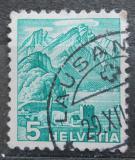Poštovní známka Švýcarsko 1936 Mt. Pilatus Mi# 298