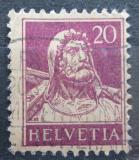 Poštovní známka Švýcarsko 1921 William Tell Mi# 165 x