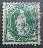Poštovní známka Švýcarsko 1882 Helvetia Mi# 59