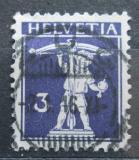 Poštovní známka Švýcarsko 1910 Tellův syn Mi# 112