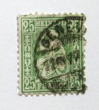 Poštovní známka Švýcarsko 1868 Helvetia Mi# 32 Kat 4€