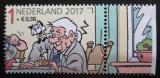 Poštovní známka Nizozemí 2017 Komiks Mi# 3654