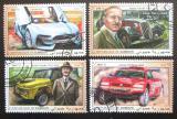 Poštovní známky Džibutsko 2018 Automobily Citroen Mi# N/N