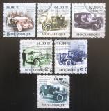 Poštovní známky Mosambik 2011 Rallye Monte Carlo, 100. výročí Mi# 4563-68 Kat 12€