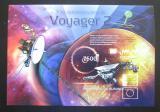 Poštovní známka Burundi 2012 Voyager 2, 35. výročí neperf. Mi# Block 320 B