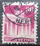 Poštovní známka Německo 1948 Brandenburská brána v Berlíně Mi# 94