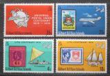 Poštovní známky Gilbertovy ostrovy 1974 UPU, 100. výročí Mi# 221-24
